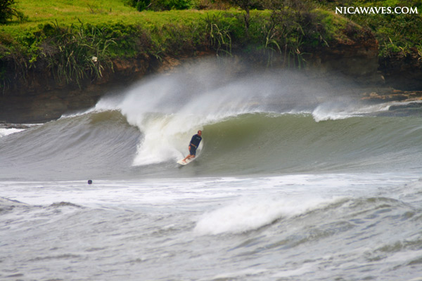 nicaragua rivermouth