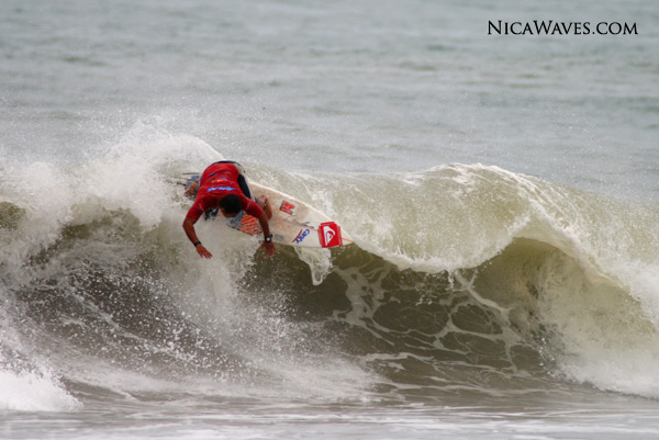 ALAS surfing competition