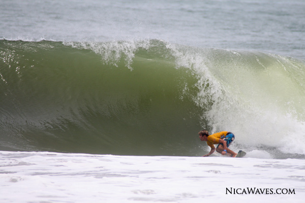central america surfing competition